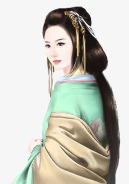 仙气美女古装