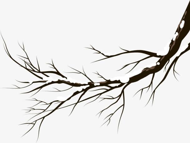 树枝自制小动物