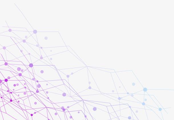 点线斑点线条连接科技商务漂浮