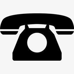 老免费图标下载电话网页图标座机