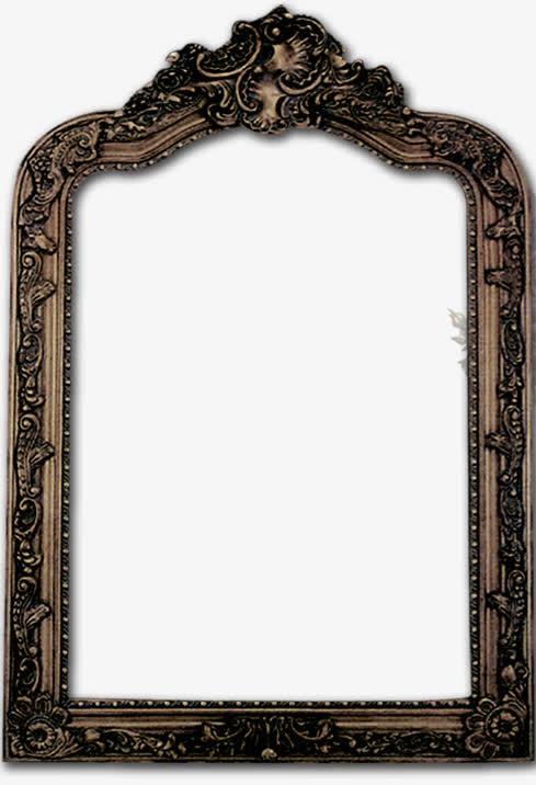 镜子边框装饰