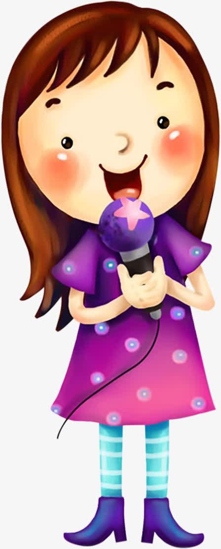 六一儿童节61女孩唱歌开心ktv