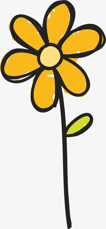 小花动态矢量图