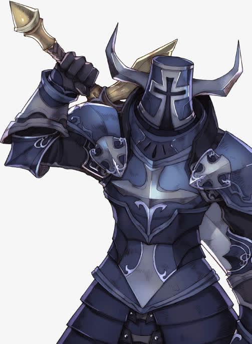 十字头盔铠甲战士免抠素材免费下载_觅元素51yuansu.