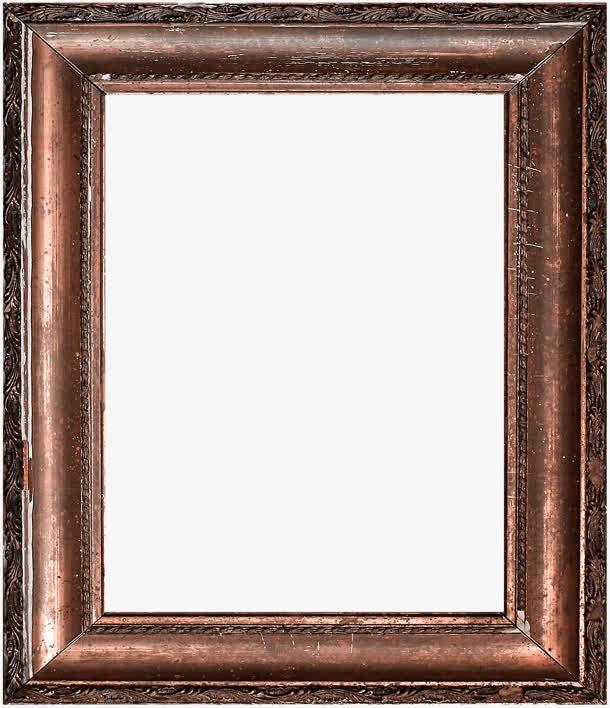欧式相框图片免抠素材免费下载