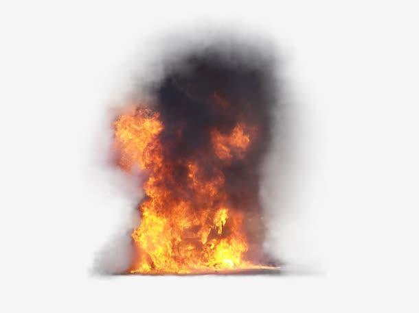 爆炸火焰png图片免抠素材免费下载_觅元素51yuansu.com