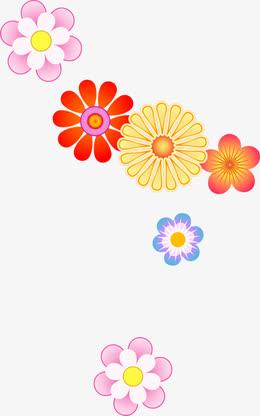 飘落的花瓣花朵中秋免抠素材免费下载_觅元素51yuansu
