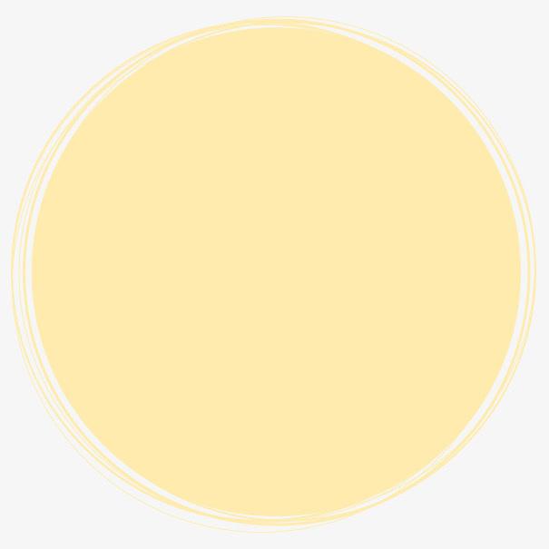 微信素材易企秀黄色圆圈