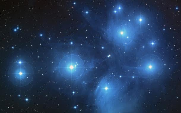 户外星空耀眼光芒免抠素材免费下载_觅元素51yuansu.