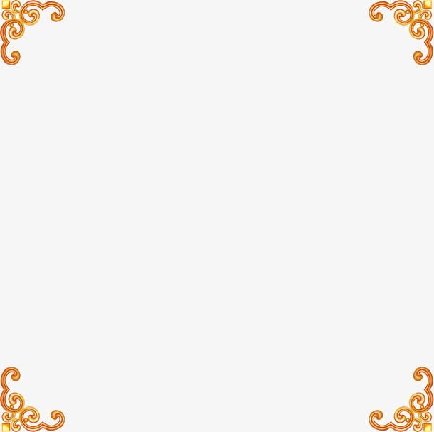 装饰元素 边框 > 金色简约大方月饼包装  收藏 [声明] 觅元素所有素材