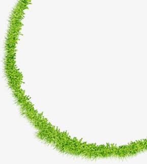 绿色花环春季新品素材免抠素材免费下载_觅元素51.